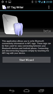 BT Tag Writer- screenshot thumbnail