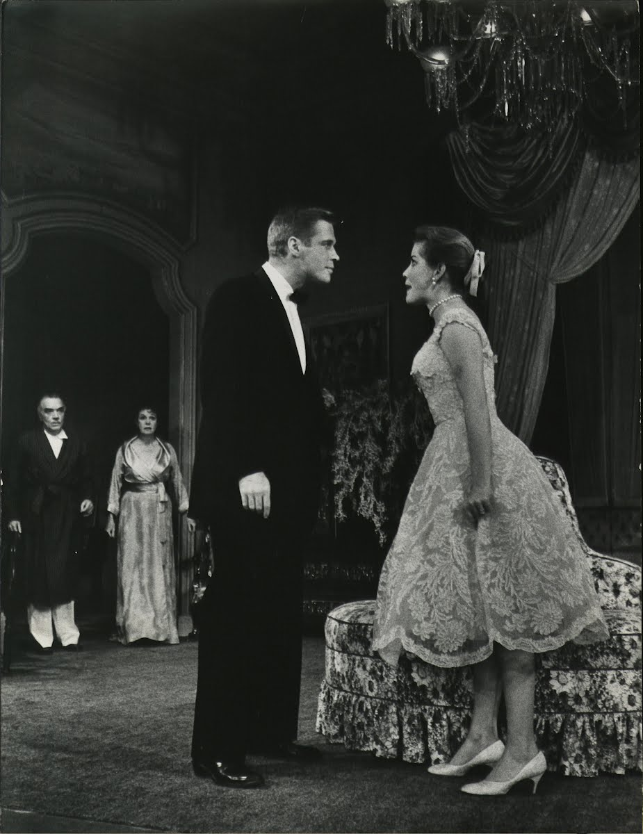 Dolores Hart In Play The Pleasure Of His Company