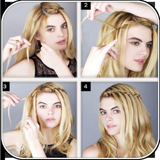 独特的发型 LOGO-APP點子