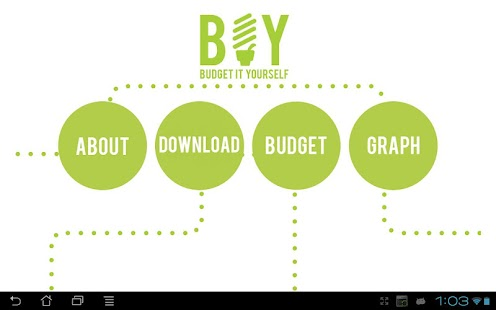 Budget It Yourself- screenshot thumbnail