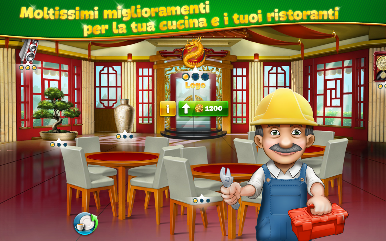 Cooking Fever - App Android su Google Play