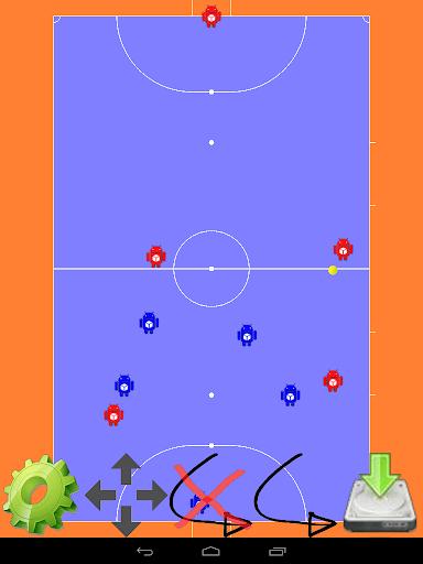 Tactic Board Futsal