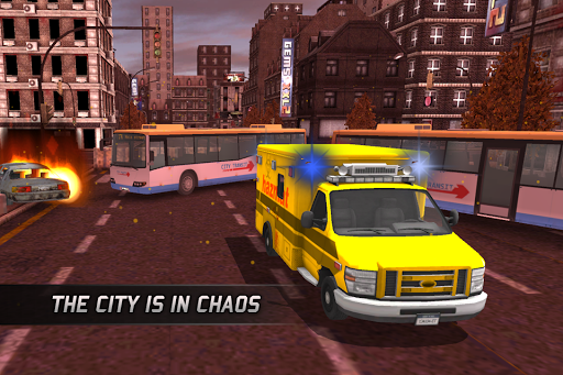 Bio Plague Rescue Driver Sim