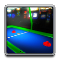 3D Air Hockey (Free) logo