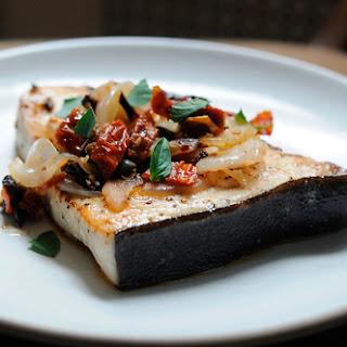 Sicilian-Style Swordfish