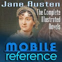Complete Works of Jane Austen logo