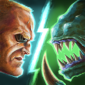 Soldier vs Aliens icon