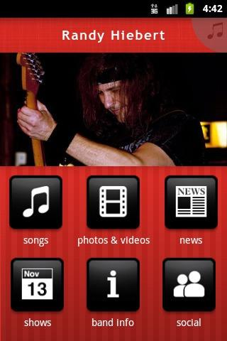 Randy Hiebert - screenshot