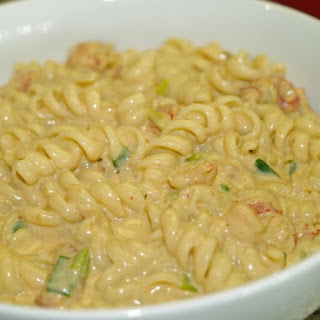Creole Crawfish Monica.