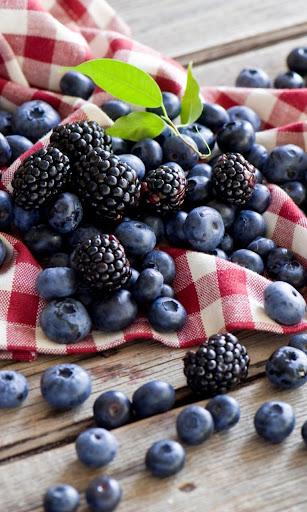 【免費個人化App】Delicious Berries HD wallpaper-APP點子
