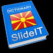 SlideIT Macedonian Latin pack