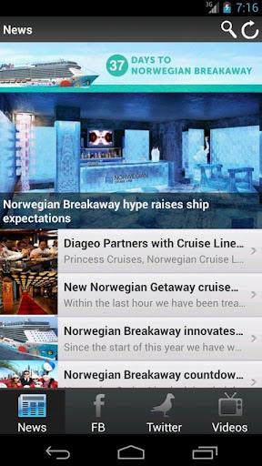 CSN: Norwegian Cruise Line