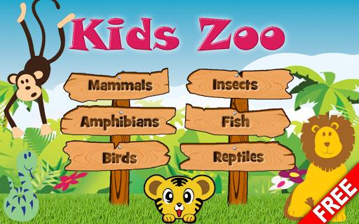 Kids Zoo Free