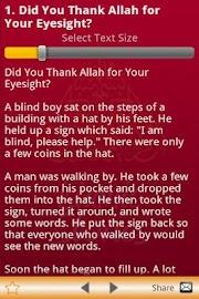 250 Islamic Stories For Muslim Screenshot 4