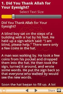 250 Islamic Stories For Muslim Screenshot 4