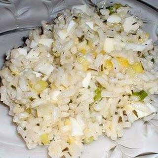 Tarragon Rice Salad