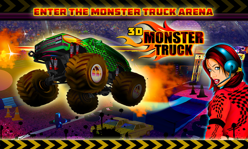 Monster Truck Stunts Simulator