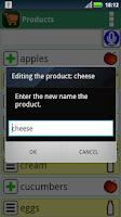 Screenshot of Shop List (CHR)