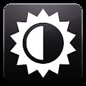 Brightness Controller Holo icon