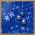 Blue Christmas LWP icon