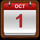 Hong Kong Calendar 2016 icon