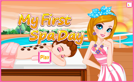玩免費休閒APP|下載My first spa day - spa salon app不用錢|硬是要APP