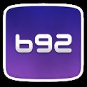 B92 English icon