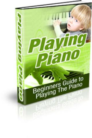 How To Play Piano - Beginners