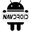 NavDroid logo