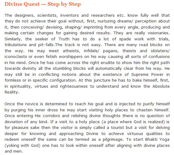Spirituality-Articles 19