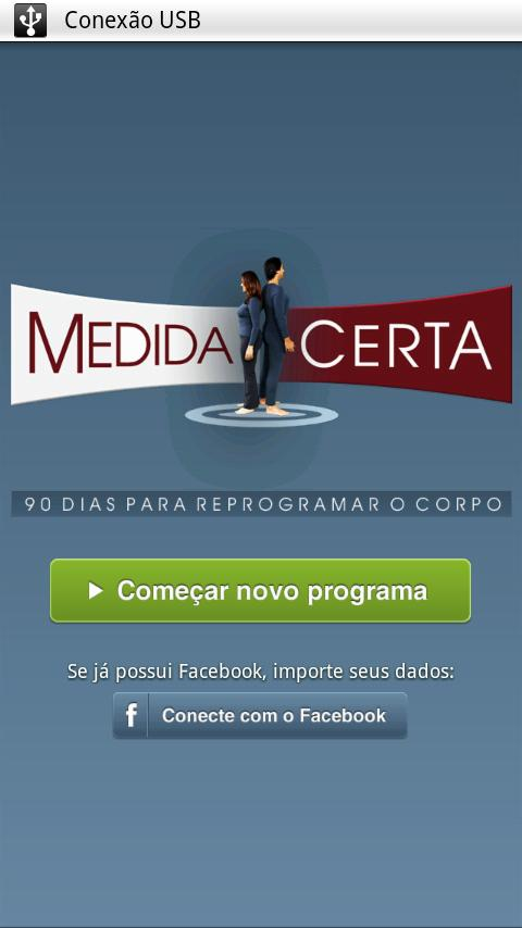Medida Certa - screenshot