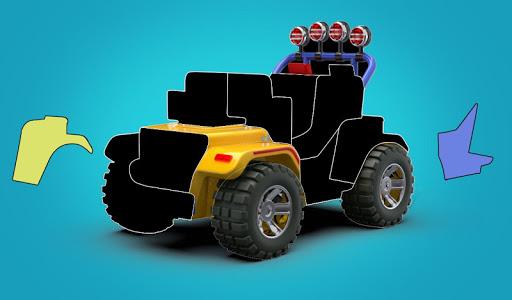 Kids Cars Puzzle Lite