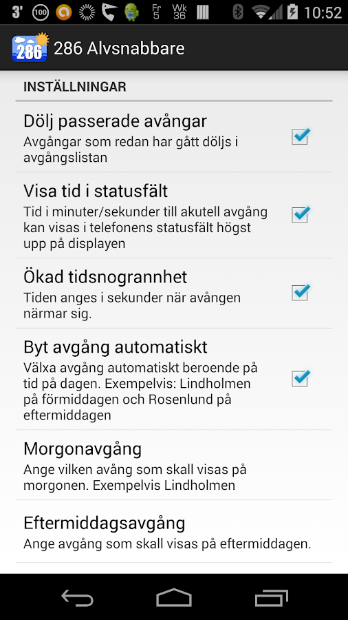 286 Älvsnabbare- screenshot