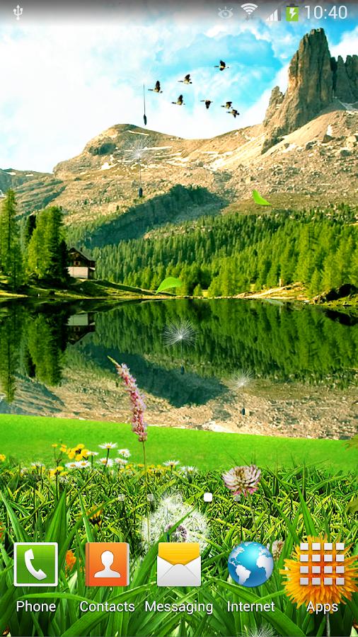 Mountain Landscape Wallpaper