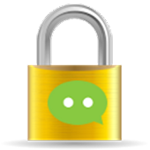 Lock for WeChat widget Free