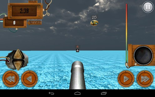 Pirate Games - HD free- screenshot thumbnail