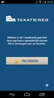 Screenshot of Taxatieweb