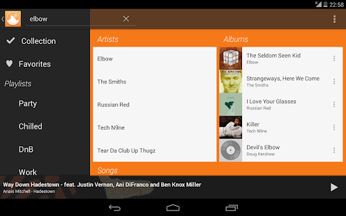 GSRemote for Grooveshark - screenshot thumbnail
