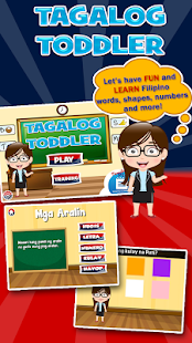 Tagalog Toddler Games for Kids