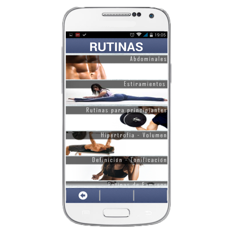 GYMG Fitness & Rutinas - screenshot