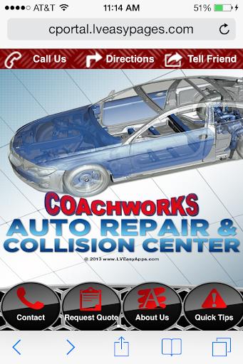 Coachworks Auto Repair
