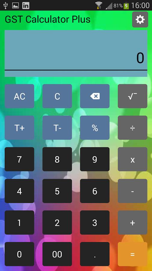 GST Calculator Plus