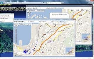 Screenshot of VN GPS Realtime Monitoring