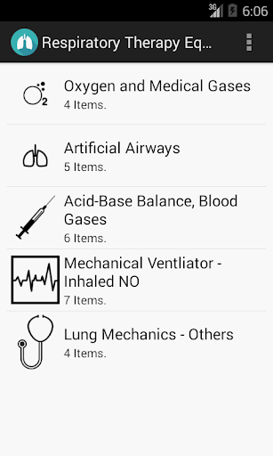 【免費醫療App】Respiratory Therapy Equations-APP點子