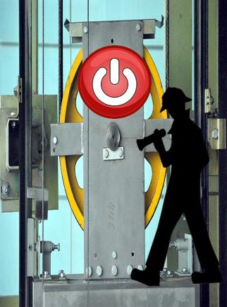 Linterna ascensoristas