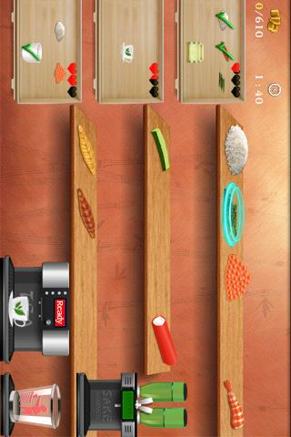 Sushi Bar - screenshot