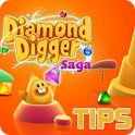 Diamond Digger Saga Tips Guide icon