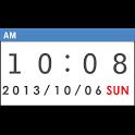 Calendar clock BL-MeClock icon