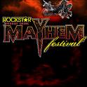 Rockstar Mayhem Festival App logo