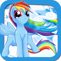 My Little Pony Puzzle Game icon